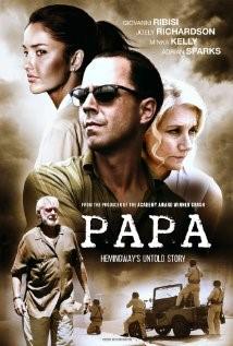 Cartel de la película en Cuba.